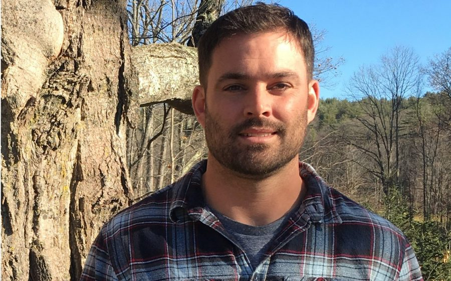 Bryan Comeau, licensed NH and VT Forester
